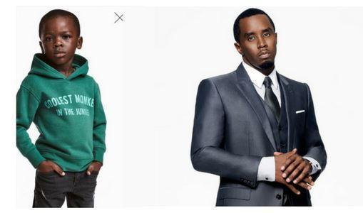 Has P Diddy Offered A Million Dollar Modelling Contract To The H&M Kid?