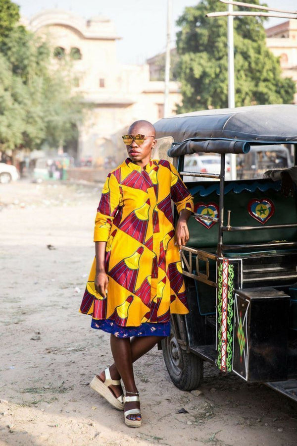 Jessica Nabongo Wants To Be The First Known Black Woman To Visit Every Country. She's Close.