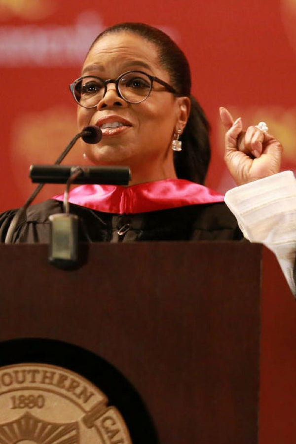 Oprah Had Some Wise Words For These USC Graduates