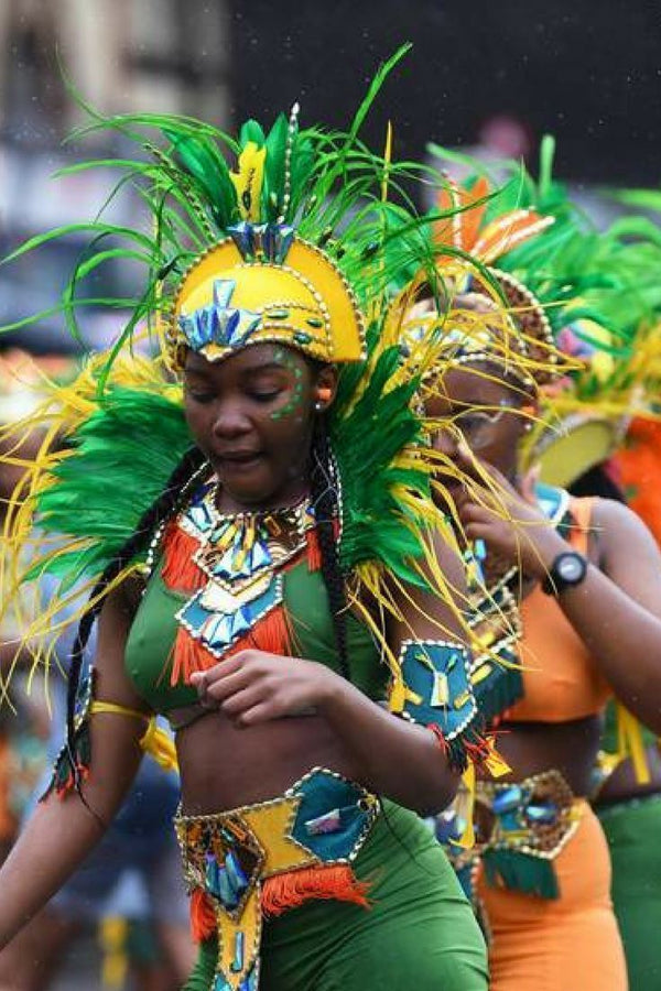 Party On! These Notting HIll Carnival Fits Are Everything