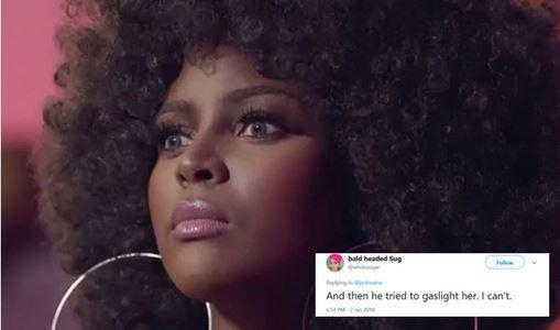 People Are Sharing Their Stories After A Reality Star Got Told Her Natural Hair Wasn't Elegant