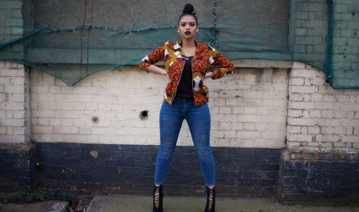 The African Print Biker Jacket Collection: This is how you rock it!