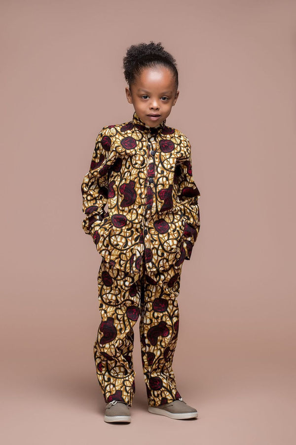 The Kids Can Match Too! Shop Shirt and Trouser Combos For Children