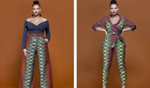 They're Back! Catch The Chaga Wide Leg Pants and The Shun Jumpsuit While You Can
