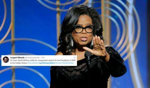 This Is Why People Want Oprah To Run For President