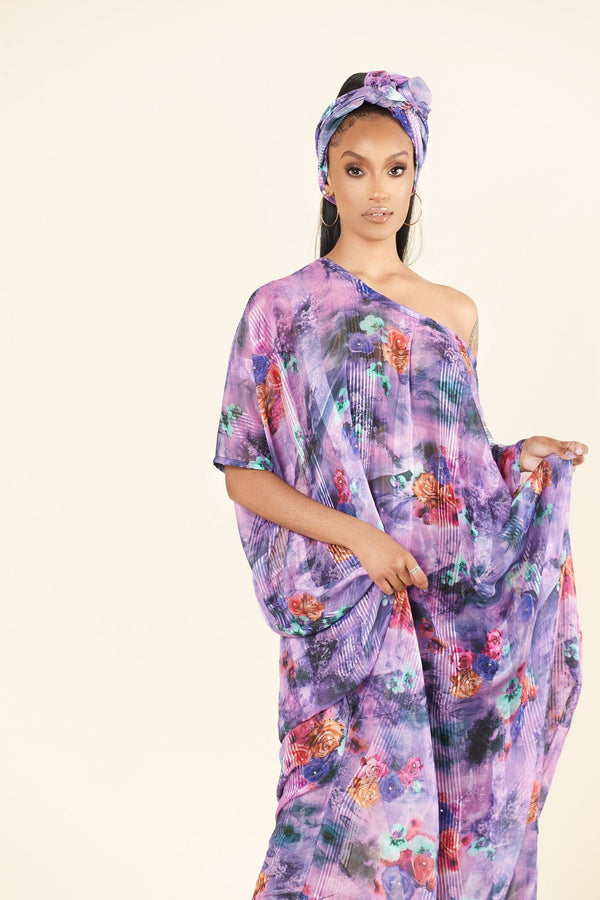 Grass-Fields Maxi Dresses Hilda Kaftan