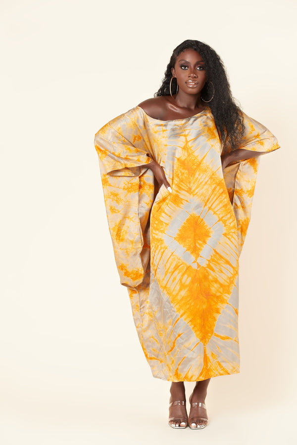 Grass-Fields Maxi Dresses Moema Kaftan