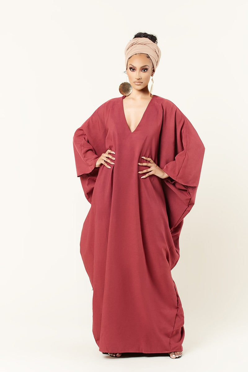 Grass-Fields Maxi Dresses Tandi Kaftan