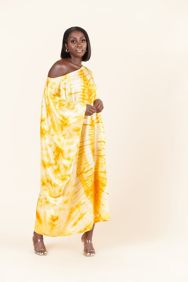Grass-Fields Maxi Dresses Tolani Kaftan