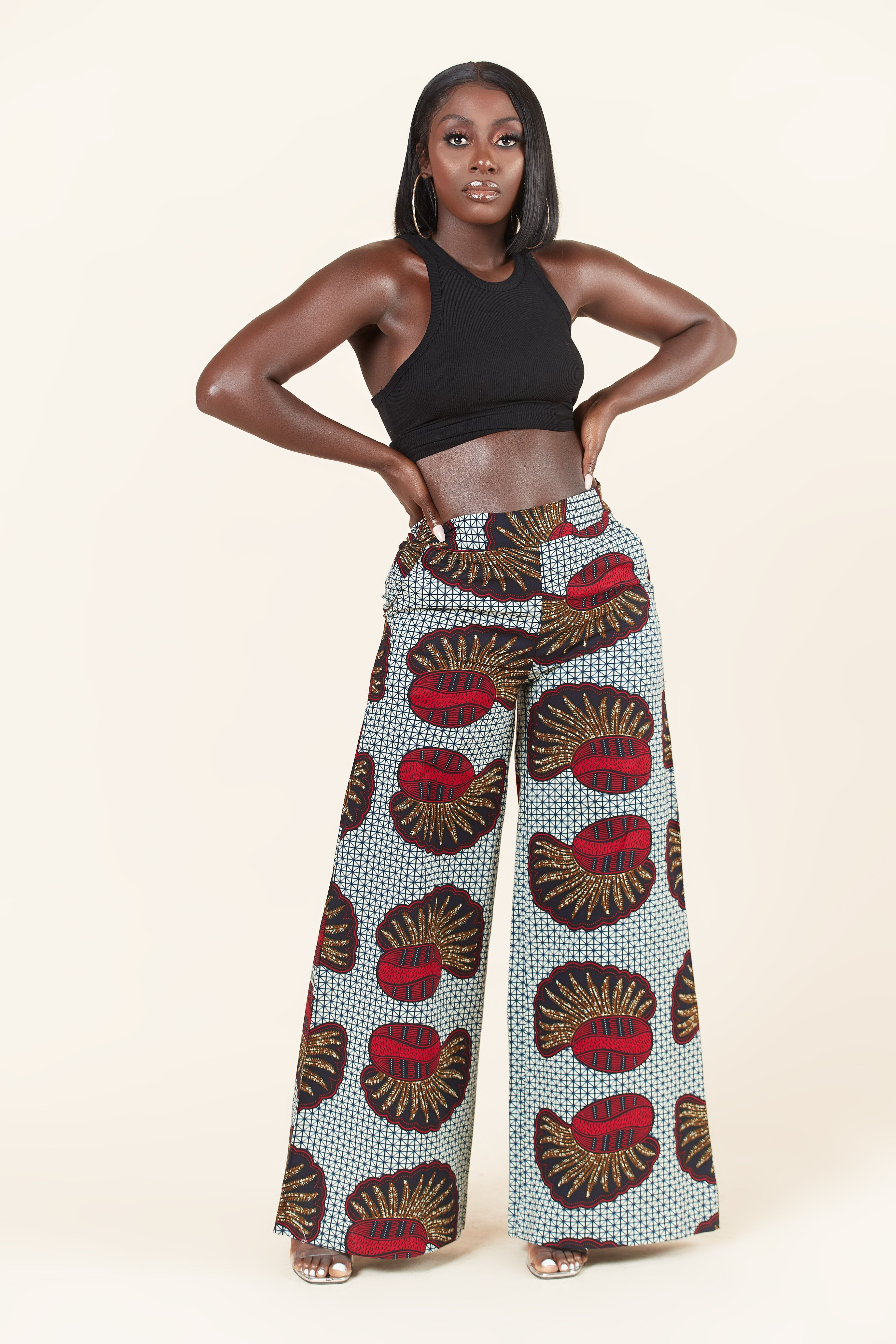 African Print Amahle Pants