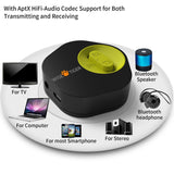 WISETIGER Bluetooth Audio Transmitter and Receiver 2 in 1