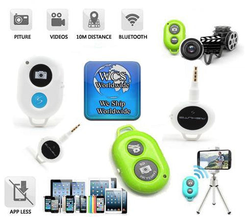 ASHUTB Bluetooth Wireless Remote Shutter