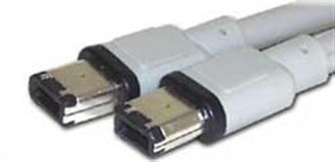 Fire-Wire-AA-6P-6P-Cable-1M