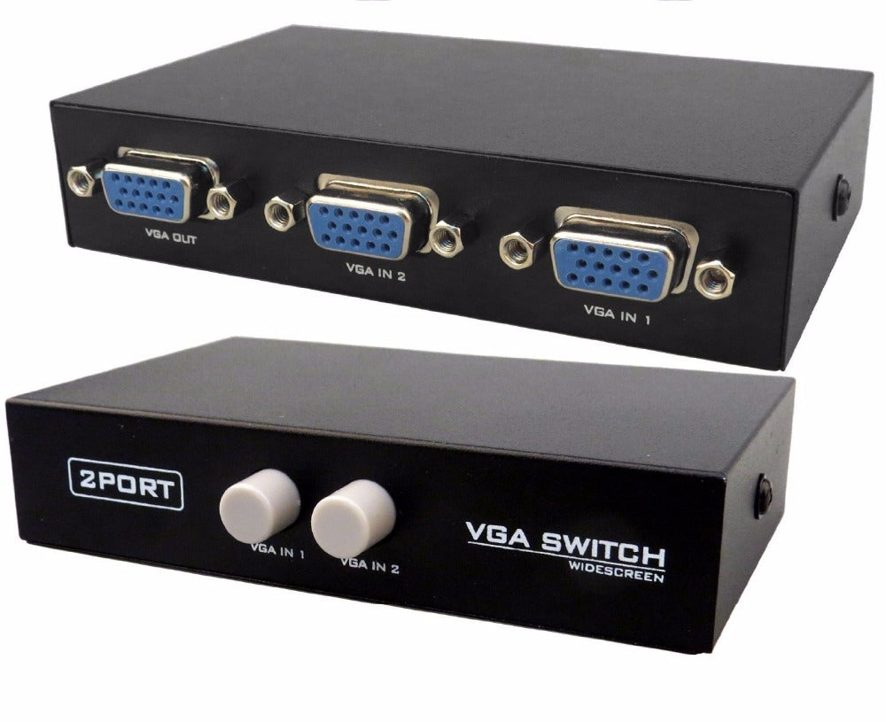 VGA Switch 2Port