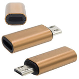 iPhone Lightning Female to Micro USB Male Adapter