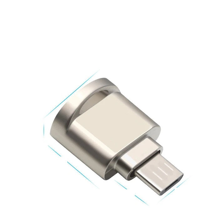 Micro USB OTG TF Micro SD Card Reader