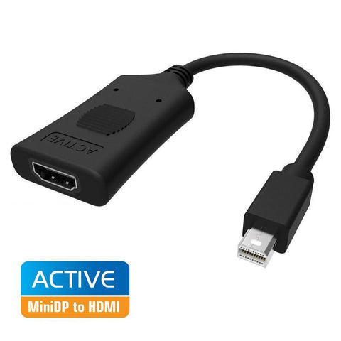 Active Mini DisPlay to HDMI 4K ADAPTER