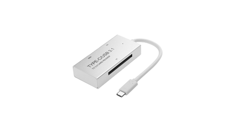 USB 3.1 Type-C 3.0 OTG Super Speed Memory Card Reader for SD/TF/CF/MS