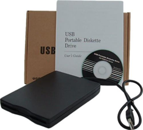 External USB Floppy Drive