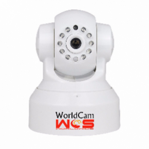 IP Camera Alarm Motion Detection