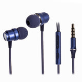 XO EP6 Metal Finish Wired Stereo Music Earphone