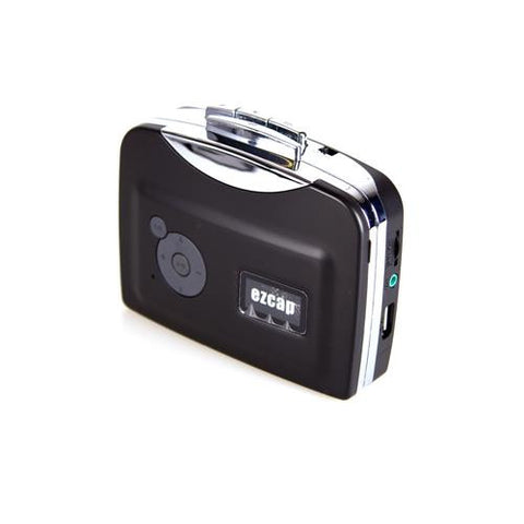 EZCAP Cassette Tape to MP3 USB Flash-drive Converter