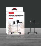 Lavalier Microphone for Iphone / Ipad Lightning Port