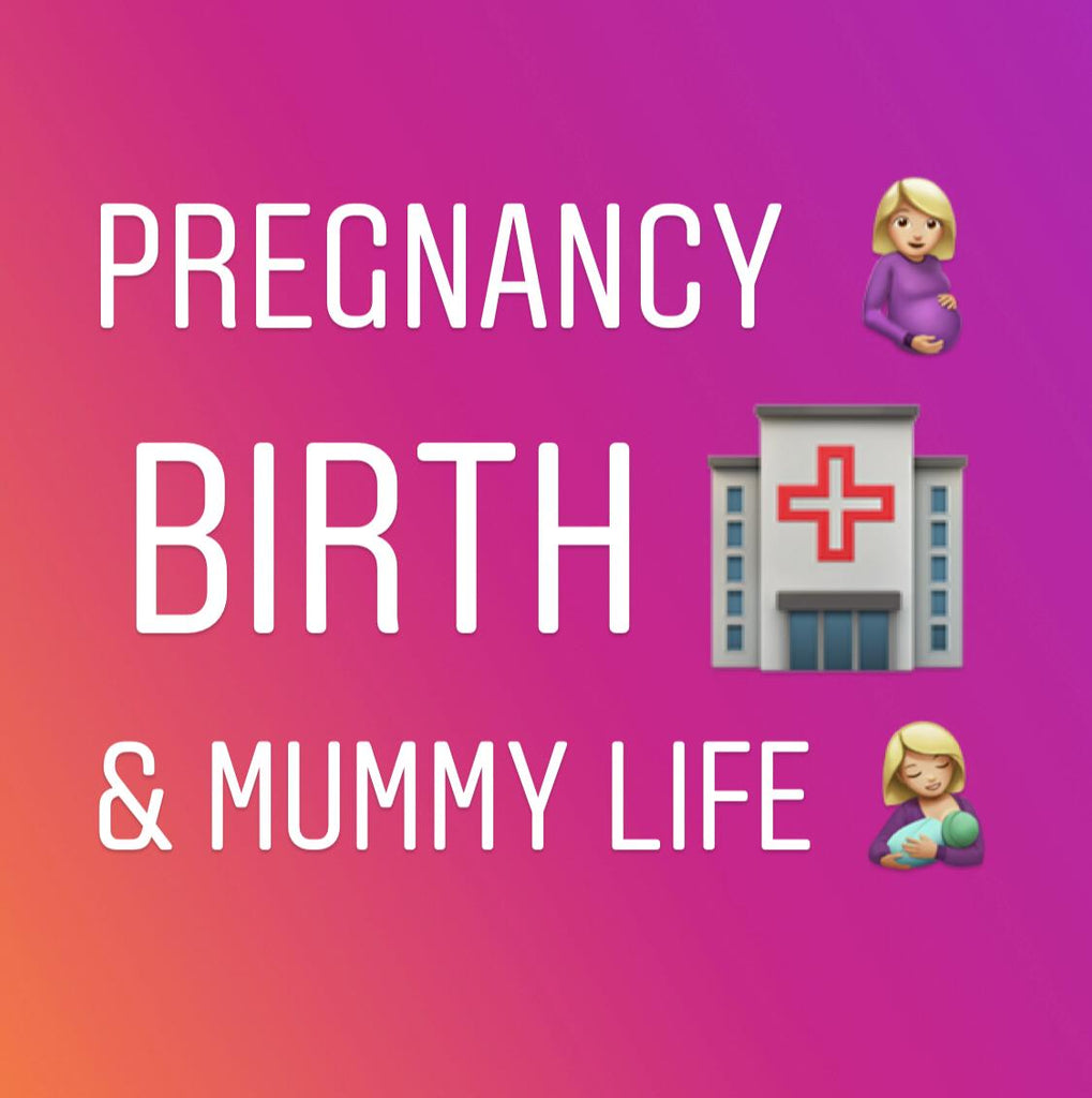 'Pregnancy ~ Birth ~ Mummy Life' The Complete Series!!