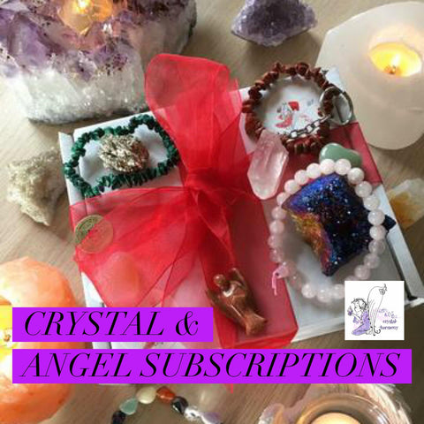 Crystal Harmony Subscriptions 💎🔮