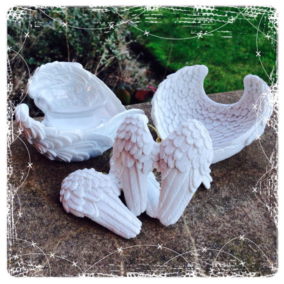 Angel Display Wings 👼🏼💕💎🔮📿✨