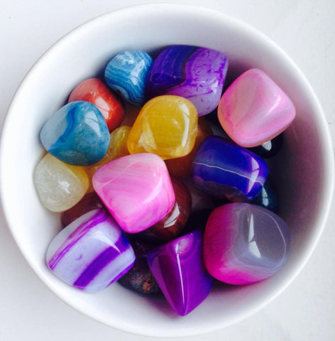Pretty Agate Crystals 🔮✨💞💎