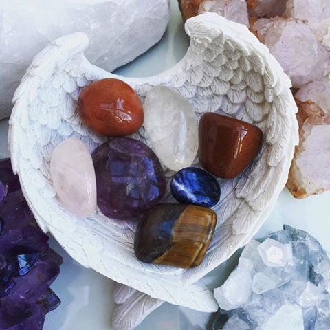 Chakra Crystal Collection 🌈