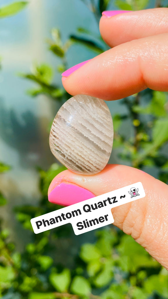 Spooky Phantom Quartz👻👻 ~ AAGrade!!! Choose Your Own!👻