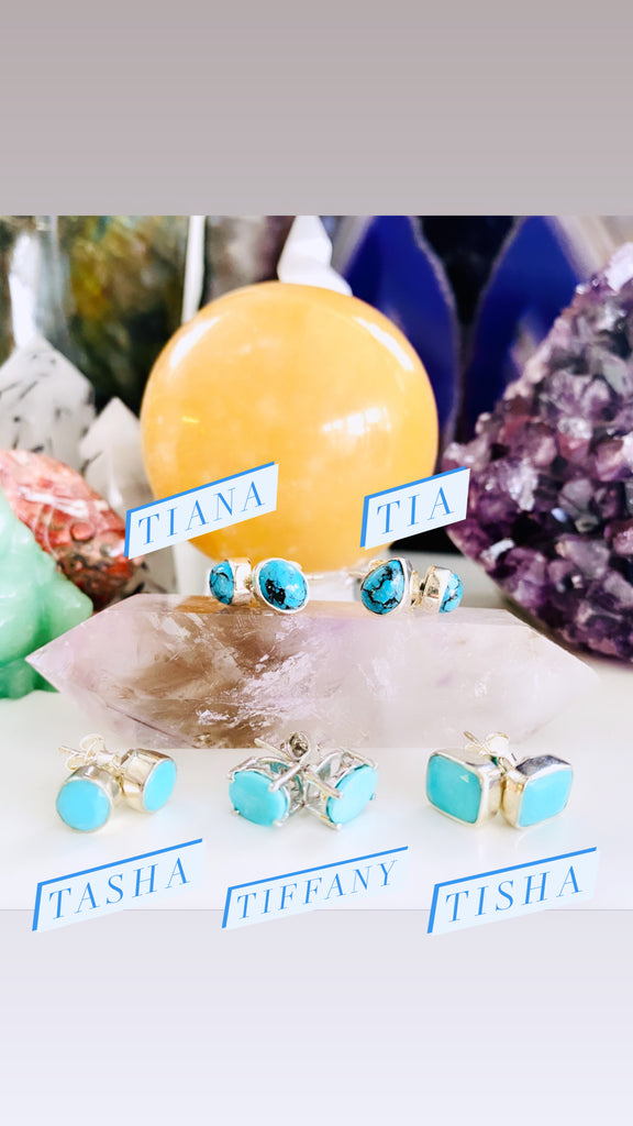 Stunning Turquoise Earrings 💙⭐️🐠💕🌺💜 All £22.22!!!