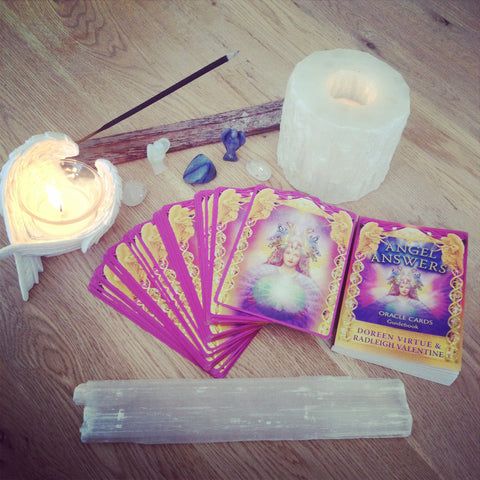 Angel Answer Card Readings 👼🏼