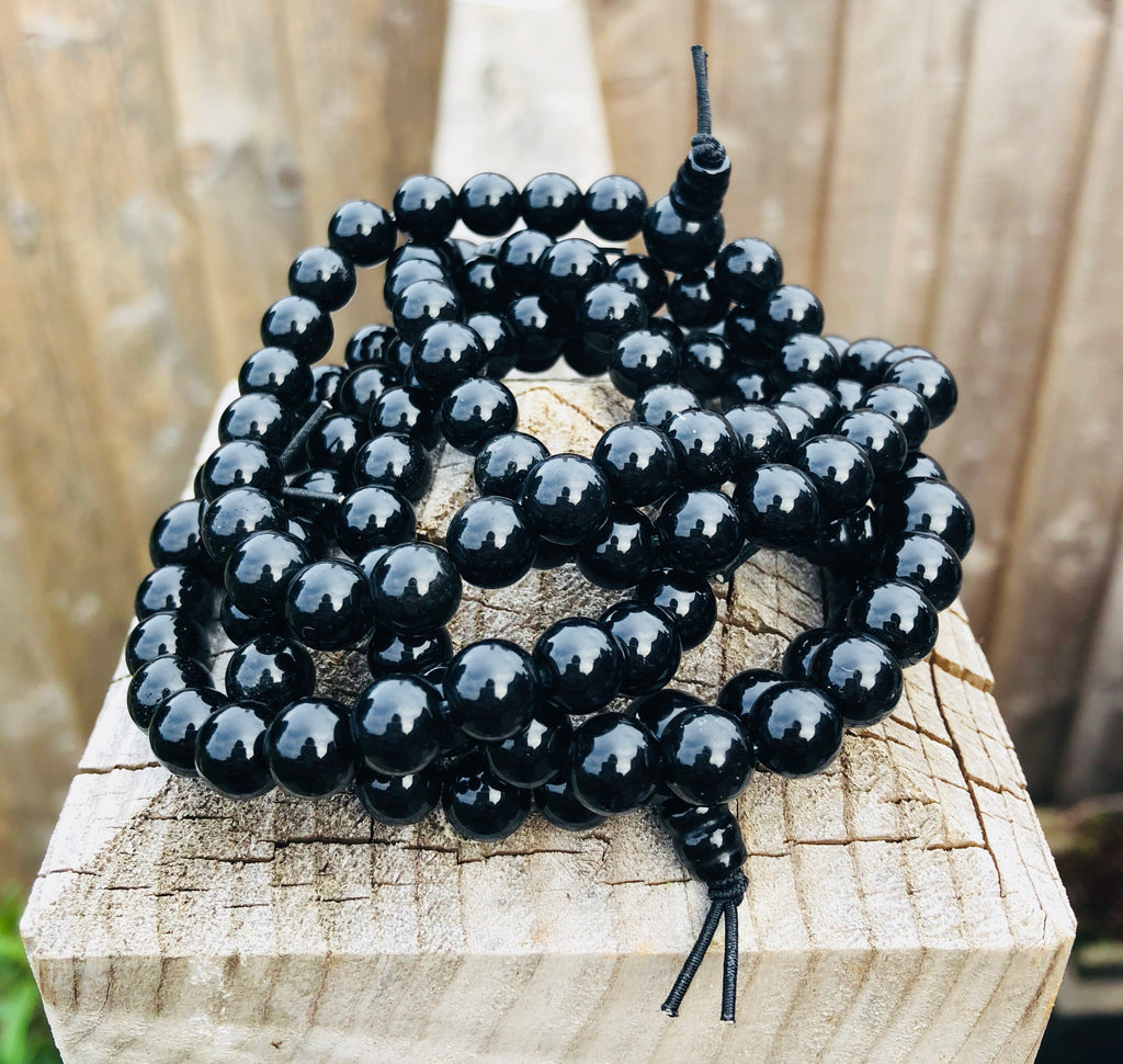 Black Obsidian Power Beads 🙅🏽💪🏼