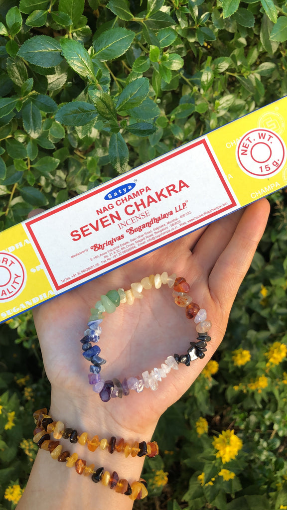 Chakra Incense Senses Kit 💕🙌🏼💎