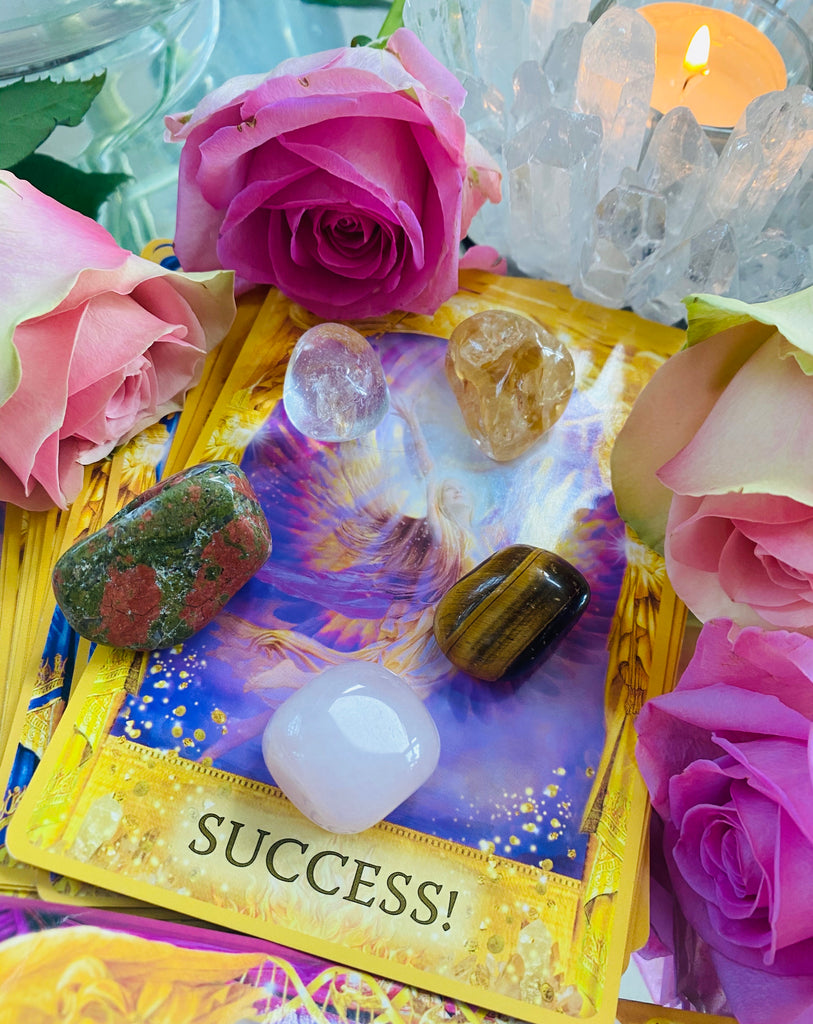Success Crystals 😍💎🔮🤩👼🏼
