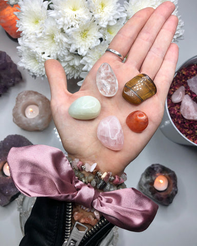 A Special Crystal Collection 👛 For New Crystal Collectors 💁🏼‍