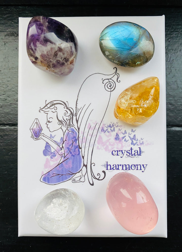 The Crystal Harmony Collection 🔮💎👼🏼