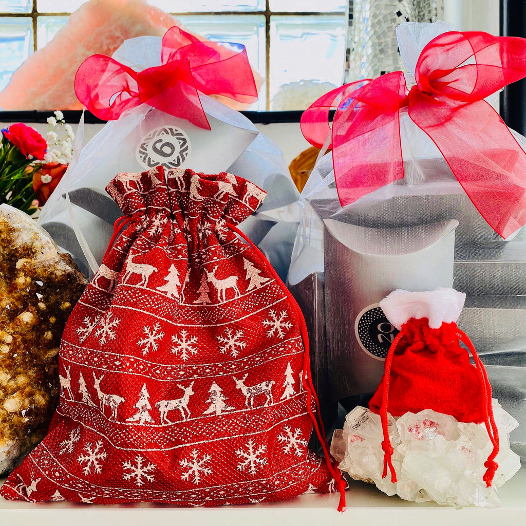 Christmas Crystal Sack Surprise 🎄💝 🎁
