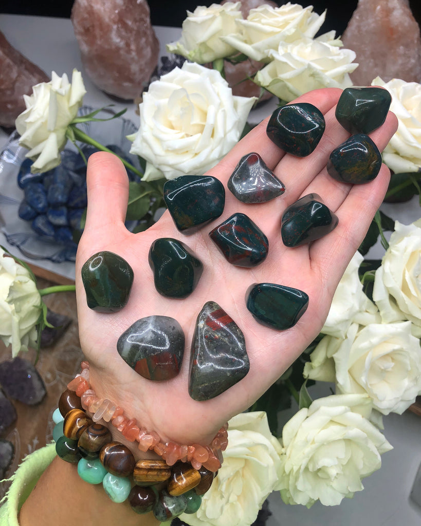 Bloodstone Crystals ❤️✨