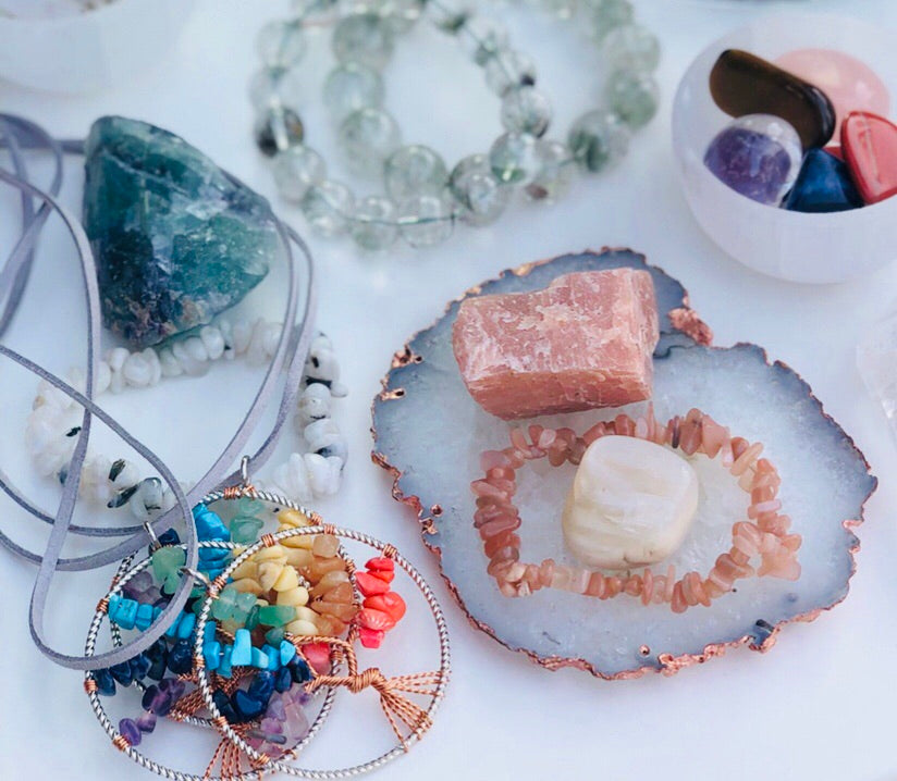 Fertility Boost Crystal sets 👶🏼🌙