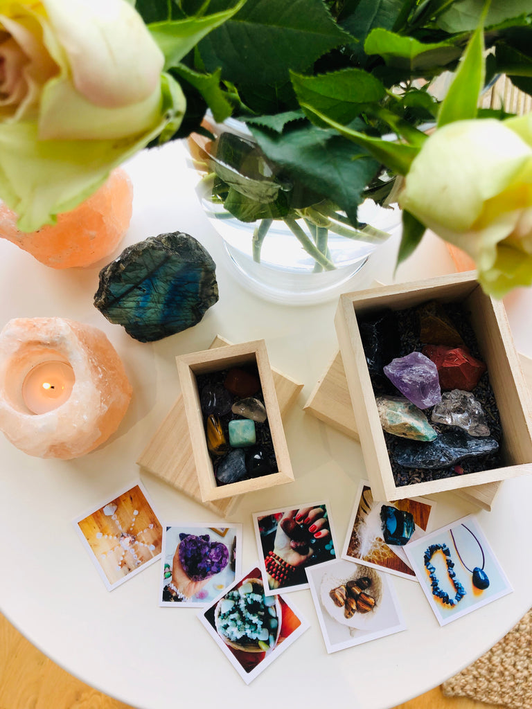 EMPOWERING YOU CRYSTAL BOXES 💎📦💎♥️📦💎