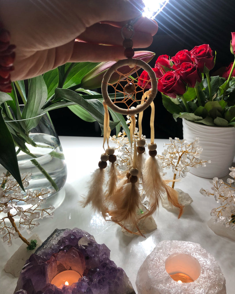 Dreamcatcher Keyrings