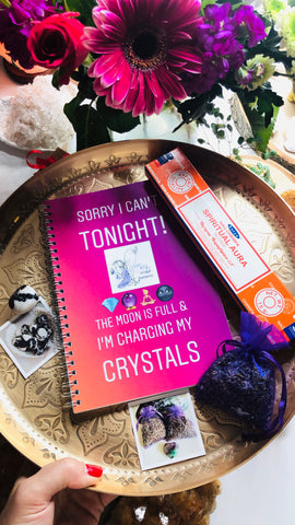 Manifestation & Goal Setting Kit 💕🔮💎🙏🏼✍🏼💆🏼‍♀️🤩
