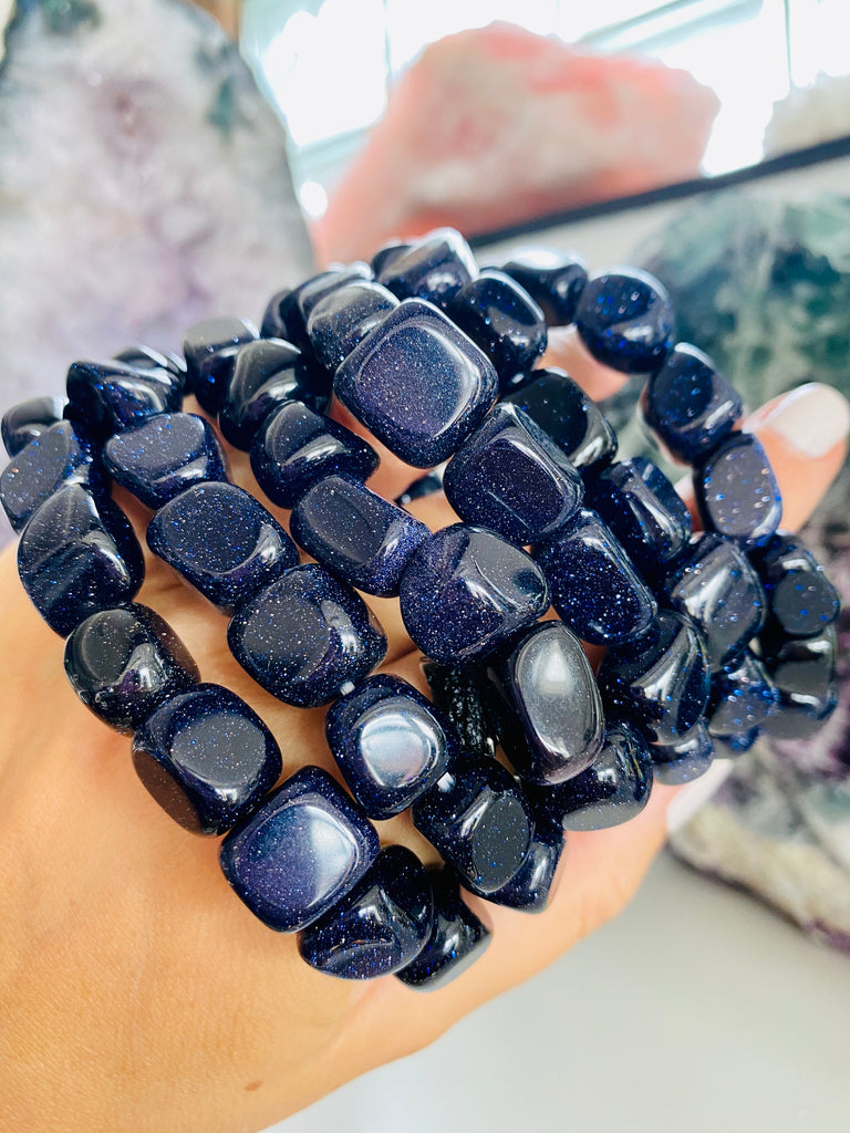 Chunky Juicy Crystal Bracelets 📿💪🏼✨💎🔮