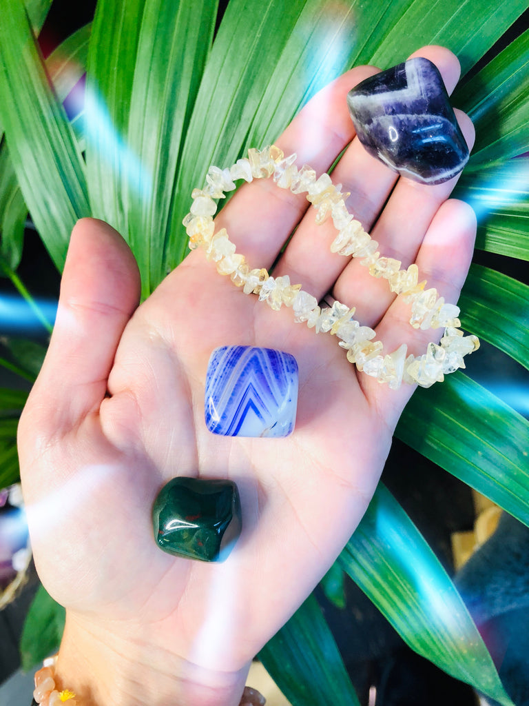 Crystals For Mastering Mindfulness 🙏🏼💎🙏🏼