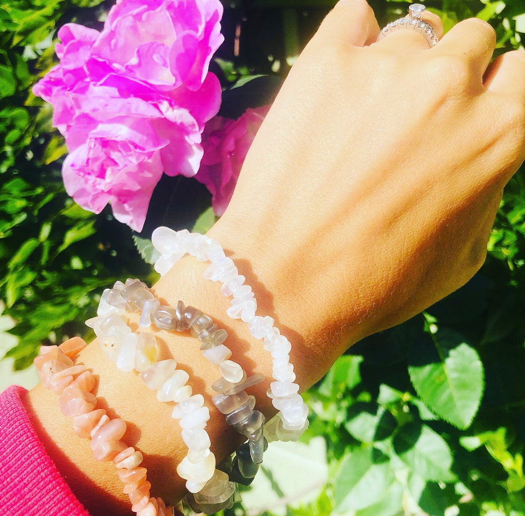 The Amazing Moon Energy Bracelets 🌚🌓🌔🌕⭐🙏🏼💫🌓🌚🌑