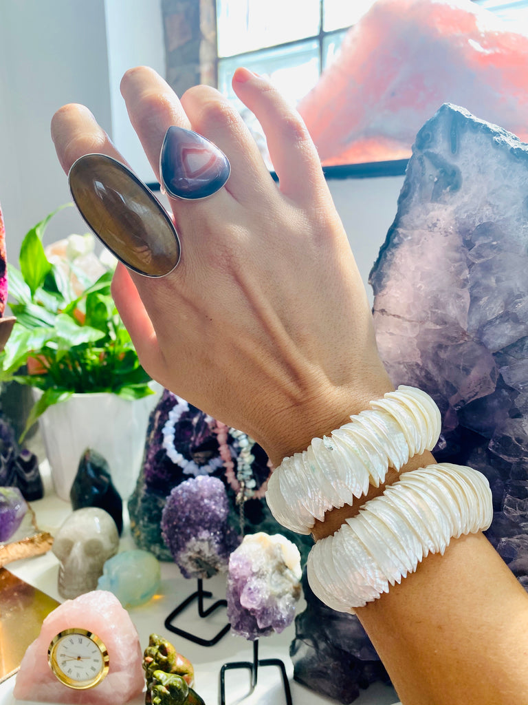 Mermaid 🧜‍♀️ Shell 🐚 Bracelets 💕💕💕💕💕